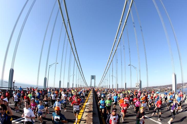 2011 ING NYC Marathon