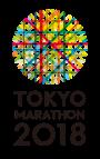 Tokyo Marathon 2018 Official Logo
