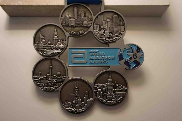 WMM Medal